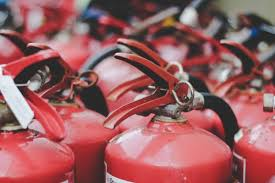 The Shelf life of non-rechargeable extinguishers