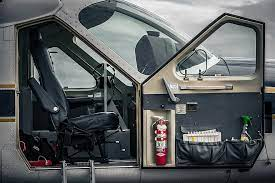 COCKPIT FIRE PROTECTION