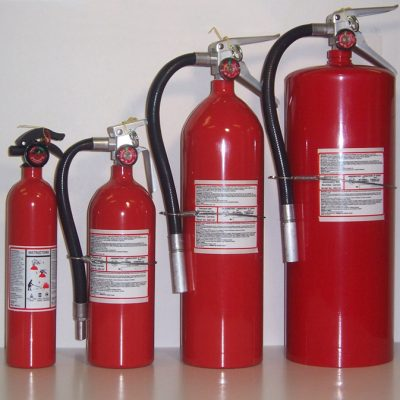 Dry Chemical Units