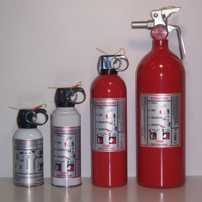 Foam Portable Extinguishers